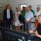 Danube Day 2017 in Germany: ministry officials and local resiodents tour the  Sigmaringen Sewage Works in Baden-Württemberg © Tübingen Regional Council