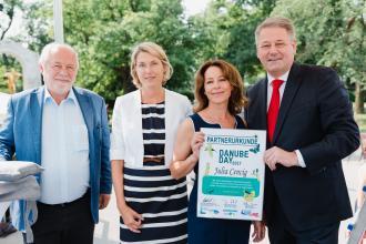 Danube Day 2017 / 2018 in Austria