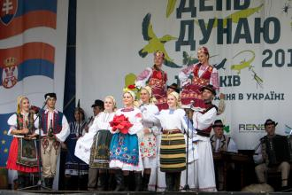 Danube Day 2017 in Ukraine